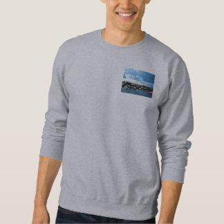 King's Wharf Bermuda Harbor Sunrise Sweatshirt