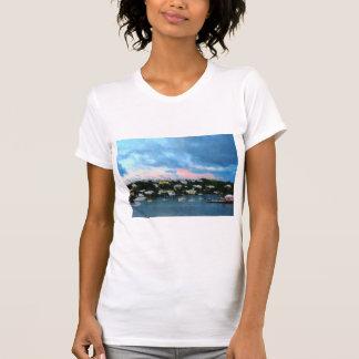 King's Wharf Bermuda Harbor Sunrise T-Shirt