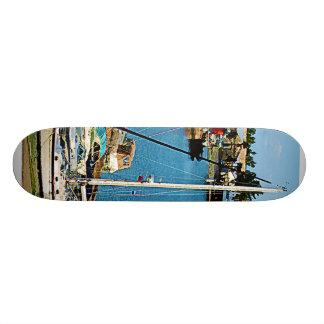 Kings Wharf Bermuda Skate Deck