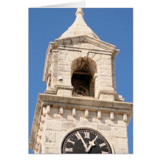 King's Wharf Clocktower card