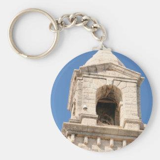 King's Wharf Clocktower Keychain