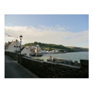 Kingsand and Cawsand Cornish Seafront Postcard
