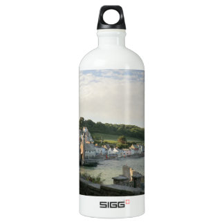 Kingsand and Cawsand Cornish Seafront SIGG Traveler 1.0L Water Bottle