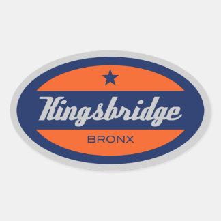 Kingsbridge Stickers