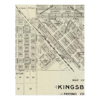 Kingsburg, California Tarjetas Postales