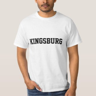 Kingsburg T-Shirt