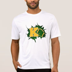 Kingsburg Youth Football Adult Shirts at Zazzle