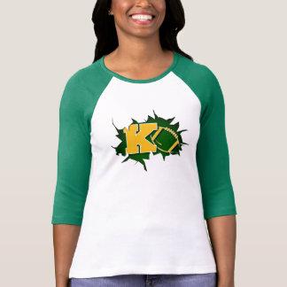 Kingsburg Youth Football Women Shirts