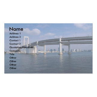 Kingsferry Bridge Double-Sided Standard Business Cards (Pack Of 100)