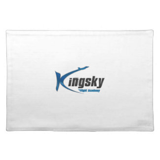 Kingsky Flight Academy Store Products Placemat