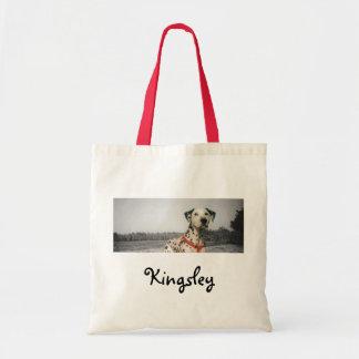Kingsley Bolsa Tela Barata