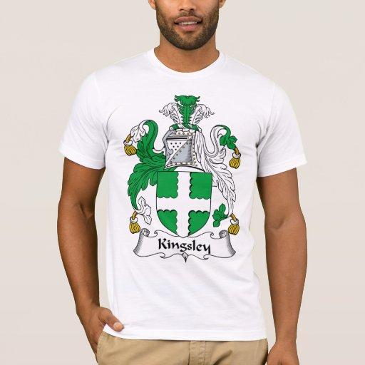 Kingsley Family Crest T-Shirt