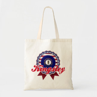 Kingsley, KY Canvas Bags