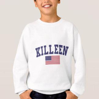 Kingsport US Flag Sweatshirt