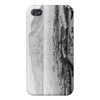 Kingston and Port Royal Covers For iPhone 4