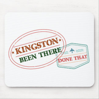 Kingston Been there done that Mouse Pad
