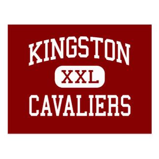 Kingston - Cavaliers - Junior - Kingston Postcard