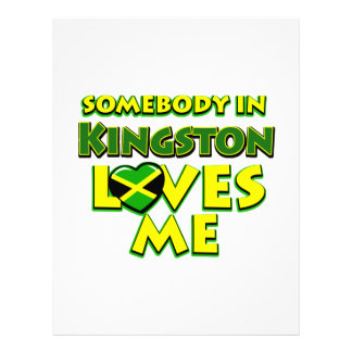 Kingston City Designs Letterhead