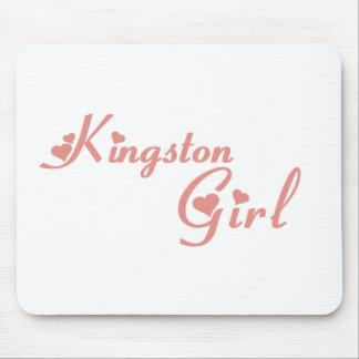 Kingston Girl Mouse Pad