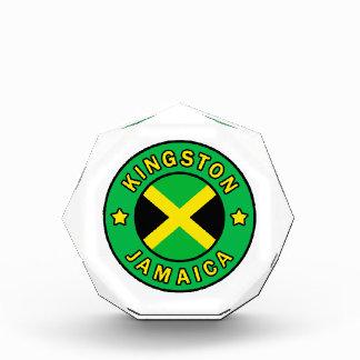 Kingston Jamaica Acrylic Award