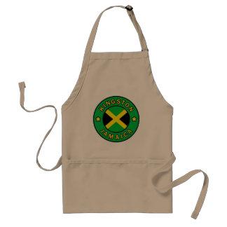 Kingston Jamaica Adult Apron