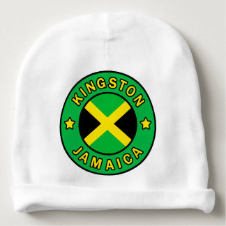 Kingston Jamaica Baby Beanie