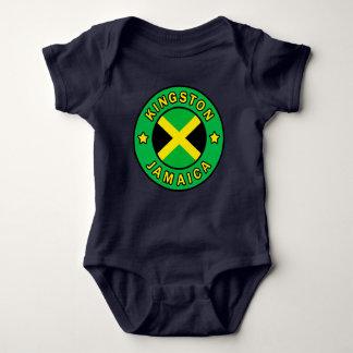 Kingston Jamaica Baby Bodysuit