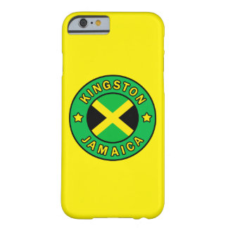 Kingston Jamaica Barely There iPhone 6 Case