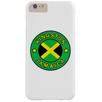 Kingston Jamaica Barely There iPhone 6 Plus Case