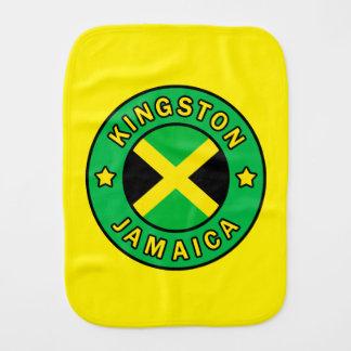 Kingston Jamaica Burp Cloth