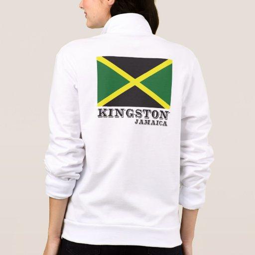 Kingston Jamaica Camisetas