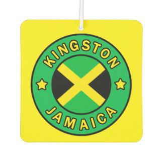 Kingston Jamaica Car Air Freshener
