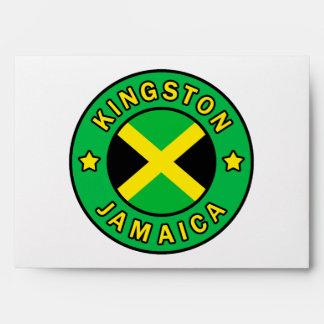 Kingston Jamaica Envelope