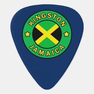 Kingston Jamaica Guitar Pick
