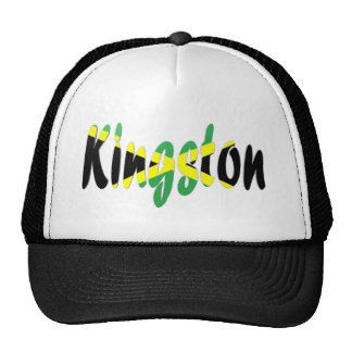 Kingston, Jamaica Trucker Hat
