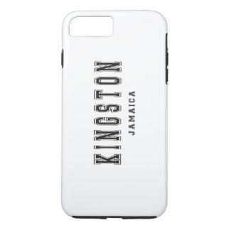 Kingston Jamaica iPhone 8 Plus/7 Plus Case