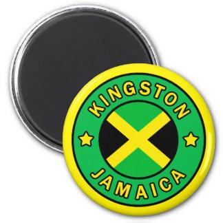 Kingston Jamaica Magnet