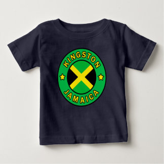 Kingston Jamaica Playera De Bebé