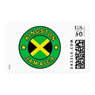 Kingston Jamaica Postage