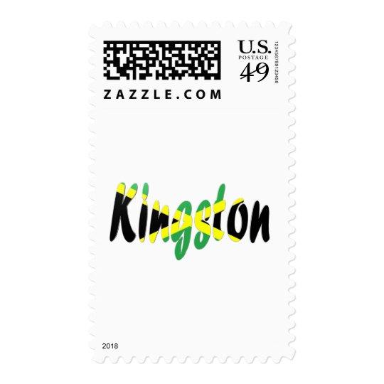Kingston, Jamaica Postage