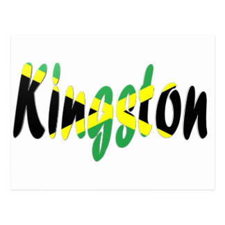 Kingston, Jamaica Postcard