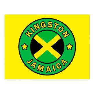 Kingston Jamaica Postcard