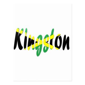 Kingston, Jamaica Postcard