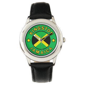 Kingston Jamaica Relojes De Pulsera