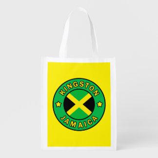 Kingston Jamaica Reusable Grocery Bag