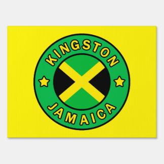 Kingston Jamaica Sign
