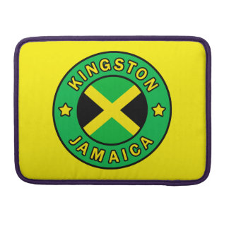 Kingston Jamaica Sleeve For MacBooks