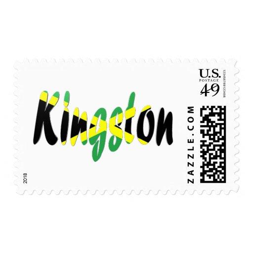 Kingston, Jamaica Timbres Postales