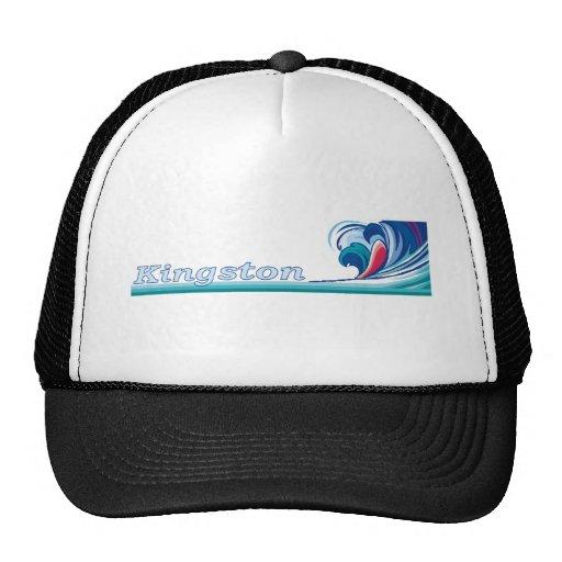 Kingston, Jamaica Trucker Hat