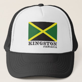 Kingston Jamaica Trucker Hat